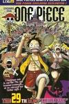 couverture One Piece: The Twenty-Ninth Log