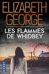 couverture The Edge of Nowhere, Tome 3 : Les flammes de Whidbey