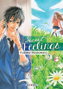 Couverture du livre : Secret Feelings, tome 2