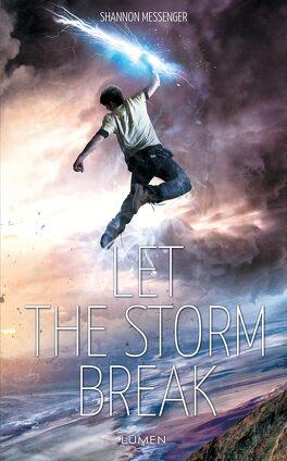 Couverture du livre : Sky Fall, Tome 2 : Let the Storm Break