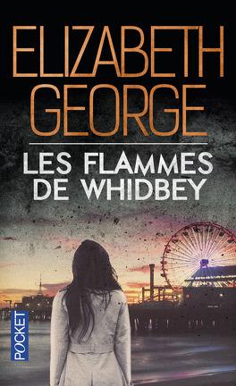 Couverture du livre : The Edge of Nowhere, Tome 3 : Les flammes de Whidbey