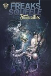 couverture Freak's Squeele - Funérailles, tome 3 : Cowboys on horses without wings