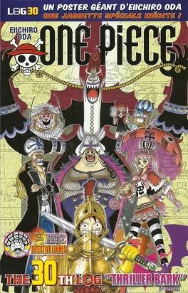 Couverture du livre : One Piece: The Thirtieth Log