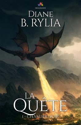 Couverture du livre : Chevalier Noir, Tome 1 :  La quête