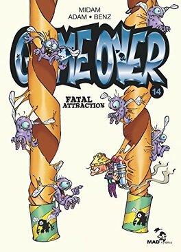Couverture du livre : Game Over, Tome 14 : Fatal attraction