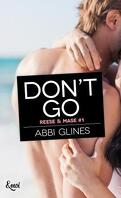 Reese et Mase, Tome 1 : Don't go
