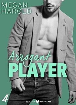 Couverture de Arrogant Player - Tome 4