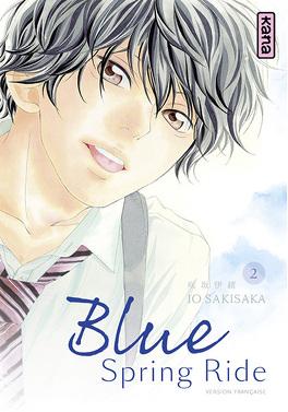 Couverture du livre : Blue Spring Ride, Tome 2