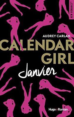 Couverture de Calendar Girl, Tome 1 : Janvier