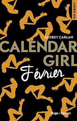 Couverture de Calendar Girl, Tome 2 : Février