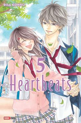 Couverture du livre : Heartbeats, tome 5