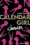 couverture Calendar Girl, Tome 1 : Janvier