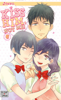 Kiss him, not me!, tome 6
