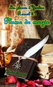 Les Plumes d'Ysaline, Tome 3 : Plume de magie