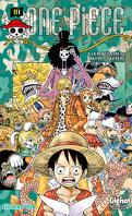 One Piece, Tome 81 : À la rencontre de maître Chavipère