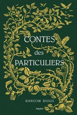Couverture du livre : Contes des particuliers