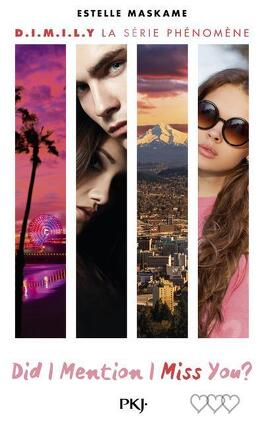 Couverture du livre : D.I.M.I.L.Y, Tome 3 : Did I Mention I Miss You?