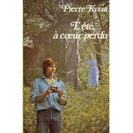 Couverture du livre : L'Été à cœur perdu