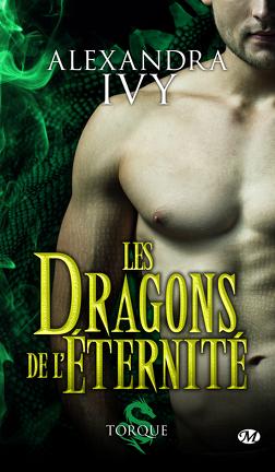Couverture du livre : Les Dragons de l'Éternité, Tome 2 : Torque