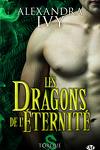 couverture Les Dragons de l'Éternité, Tome 2 : Torque