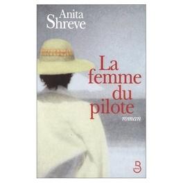 Couverture du livre : La femme du pilote