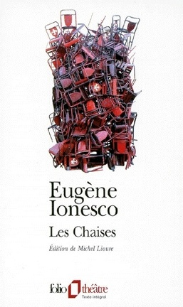 Couverture du livre : Les Chaises