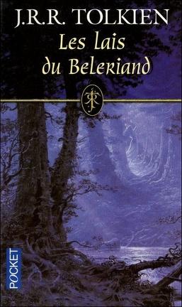 Couverture du livre : Les lais du Beleriand