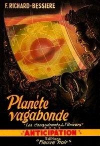 Couverture du livre : Planète vagabonde