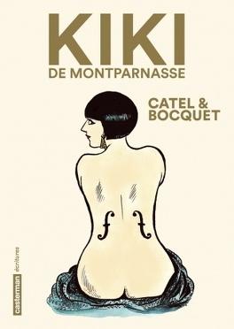 Couverture du livre : Kiki de Montparnasse