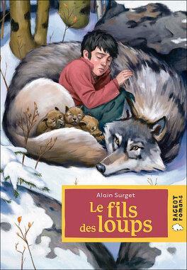 Couverture du livre : Le Fils des loups