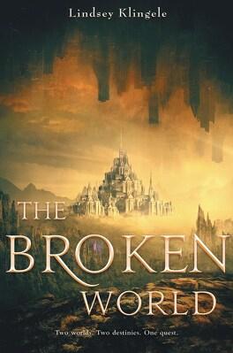 Couverture du livre : Marked Girl, tome 2 : The Broken World