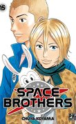 Space Brothers, Tome 15