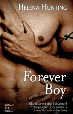 Couverture du livre : Pucked, Tome 4 : Forever Boy
