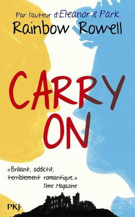 Couverture du livre : Simon Snow, Tome 1 : Carry On