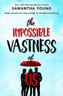 Couverture du livre : The Impossible Vastness of Us