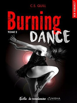 Couverture du livre : Burning Dance, Tome 2