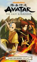 Avatar: The Last Airbender, Tome 10 : Smoke and Shadow (I)