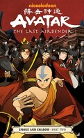 Avatar: The Last Airbender, Tome 11 : Smoke and Shadow (II)
