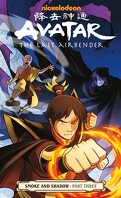 Avatar: The Last Airbender, Tome 12 : Smoke and Shadow (III)