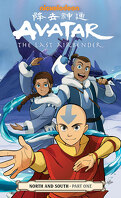 Avatar: The Last Airbender, Tome 13 : North and South (I)