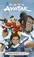 Avatar: The Last Airbender, Tome 14 : North and South (II)