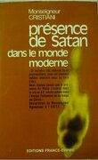 Présence de satan dans le monde moderne