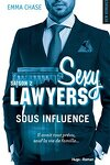 couverture Sexy Lawyers, Tome 2 : Sous Influence