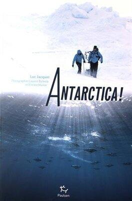 Couverture du livre : Antarctica!