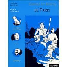 Couverture du livre : Contes et Récits de Paris