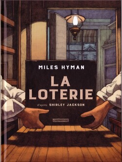 Couverture de La Loterie