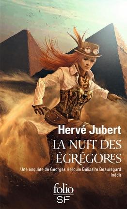 Couverture du livre : La Nuit des égrégores