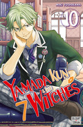 Yamada-kun & the 7 witches, Tome 10