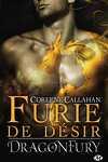couverture Dragonfury, Tome 4 : Furie de désir