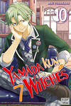 couverture Yamada-kun & the 7 witches, Tome 10